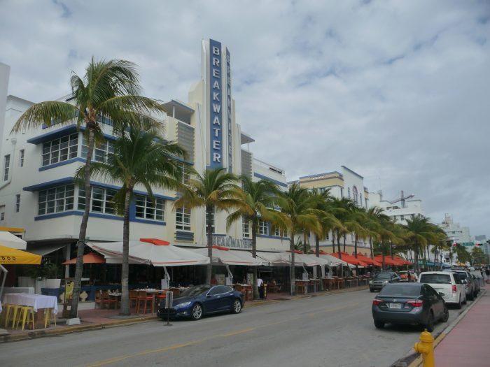 Hôtel Art Deco d'Ocean Drive