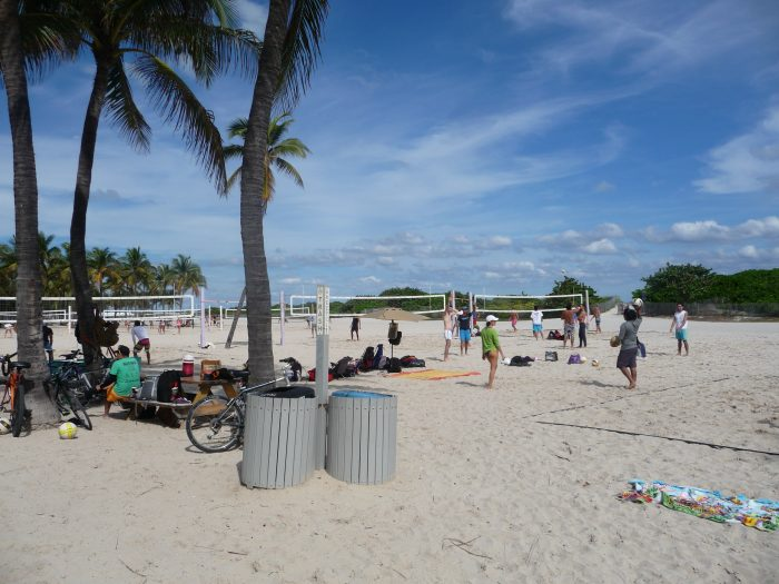 Miami est une ville sportive
