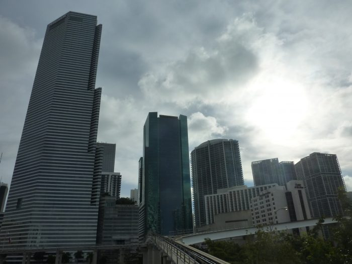 Skyline Miami Downtown