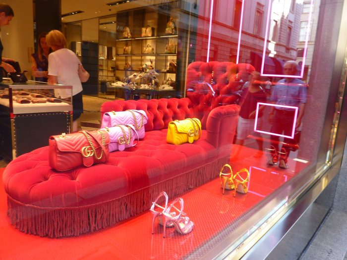 Gucci Store Milan