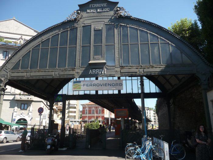 Gare de Como Lago