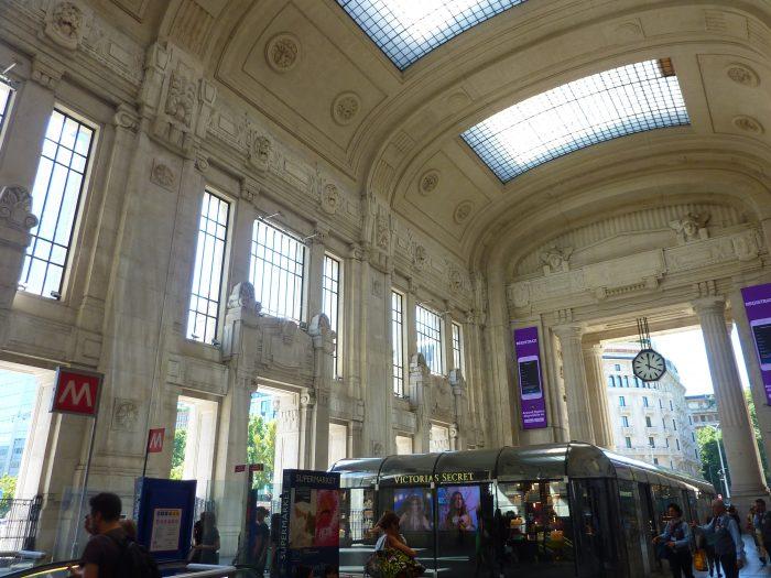Centrale Stazione Milan