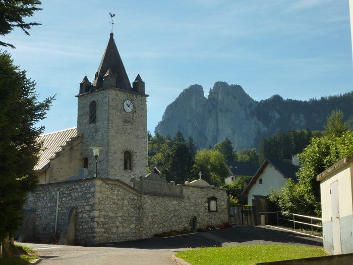 Saint Nizier du Moucherotte