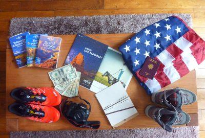 Voyage USA 2106