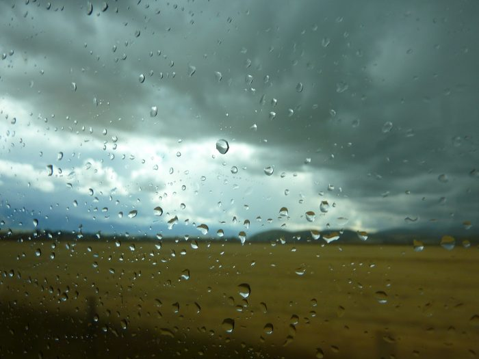 Sur la route de Grand Teton