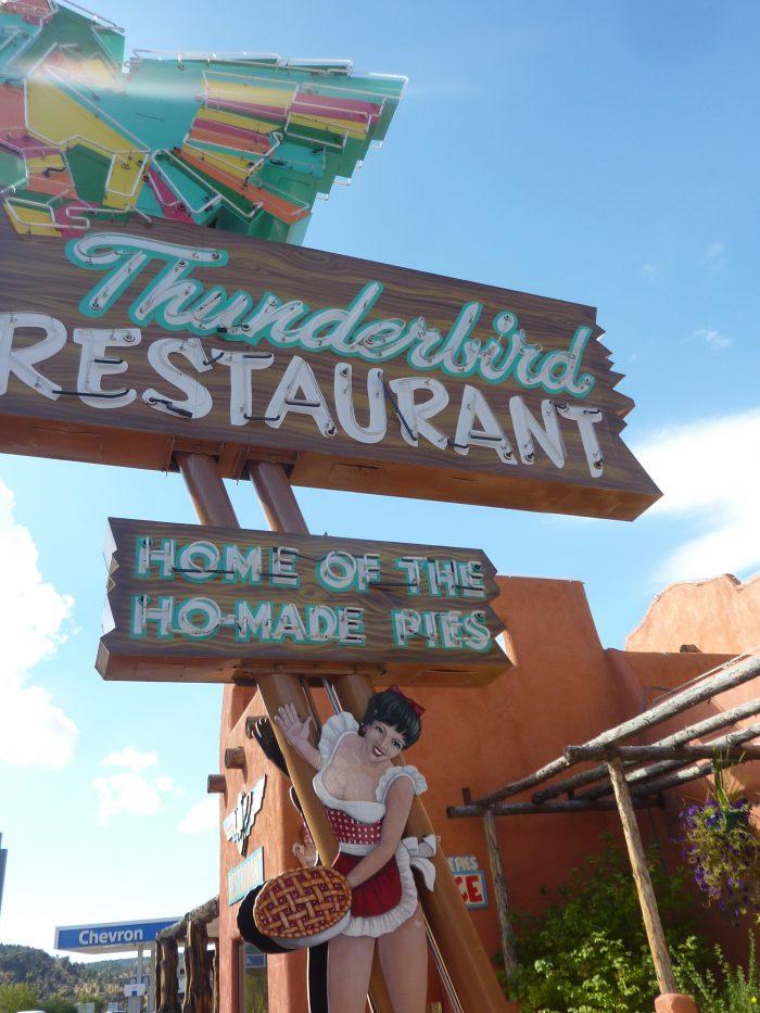 """Pas de """"homemade pie"""" ou quoi que ce soit d'autre à Grand Teton"""